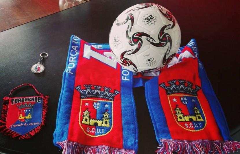 O Sport Clube União Torreense, fundado em 1917, assinala o centenário no próximo ano. Foto: SCUT