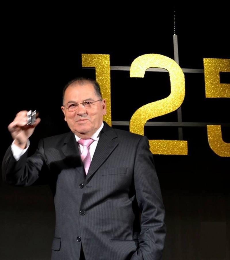 """Grémio: """"É com muito orgulho que consigo festejar os 125 anos desta colectividade"""" diz José Elias"""
