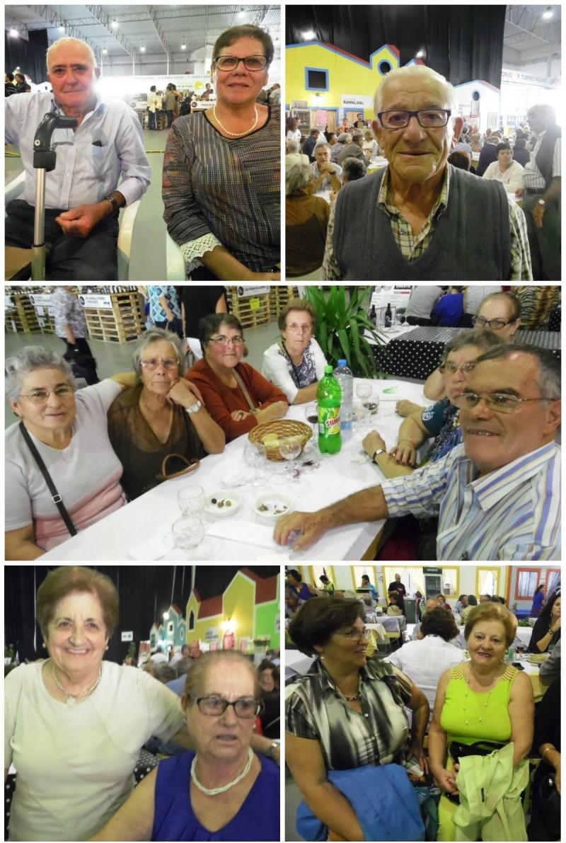 Festas da Cidade: almoço reúne 750 seniores do concelho nas tasquinhas