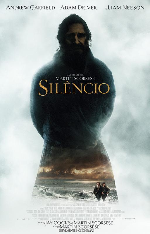 "Passatempo – Filme ""Silêncio"" nos Cinemas NOS Arena Shopping"