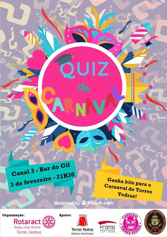 cartaz quiz