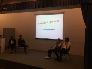 Programa Erasmus+ - Moinhos II