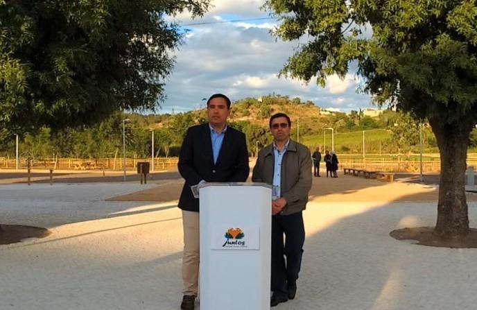 Marco Claudino e JAMargaça