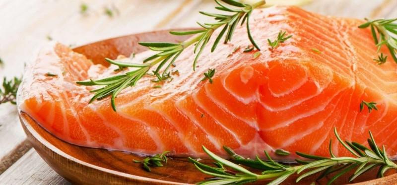 Peixe para uma visão saudável