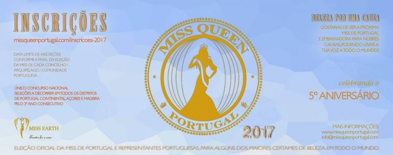 Rquisitos miss queen portugal