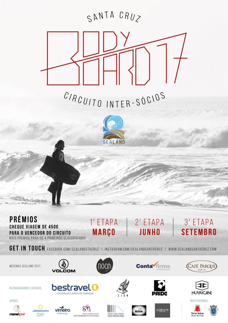 Bodyboard inter socios sealand