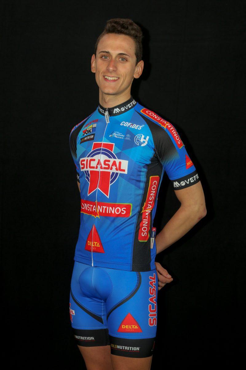 Tiago Antunes ciclista sub 23