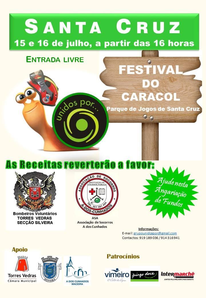 Cartaz Festival Caracol