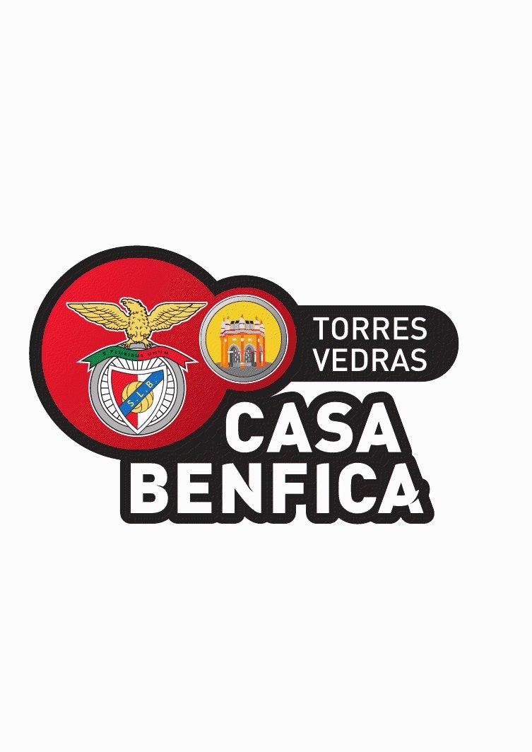 Logotipo casa do benfica tvd