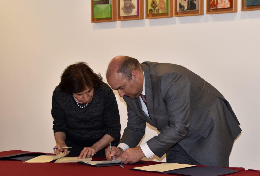 Assinatura do Contrato Local de Segurança do Município de Torres Vedras