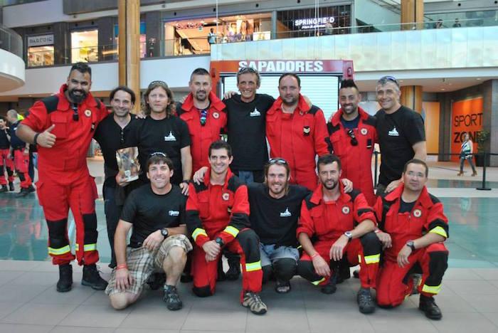 Bombeiros de Torres Vedras participaram em Meeting de Equipas de Salvamento em Meio Urbano