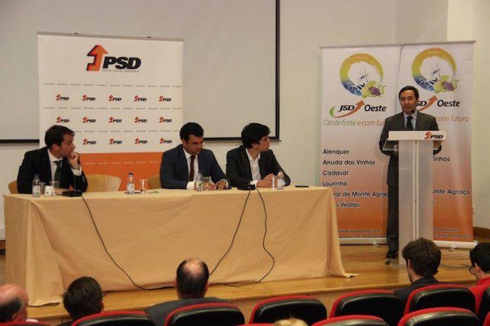 JSD Oeste dinamiza conferência