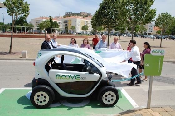 Veículo elétrico para experimentação está disponível no Terminal Rodoviário