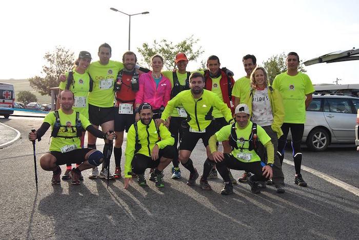 Dolce CR / Running Team ACRDFuradouro em 3 Trails na Região Oeste nas últimas semanas