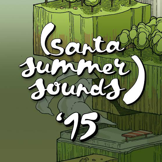 Santa Summer Sounds 2015