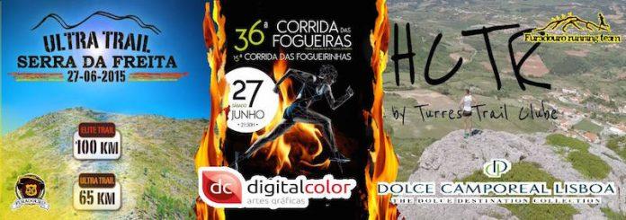 Dolce CR / Running Team ACRDFuradouro: O calor das fogueiras e o Sol da montanha