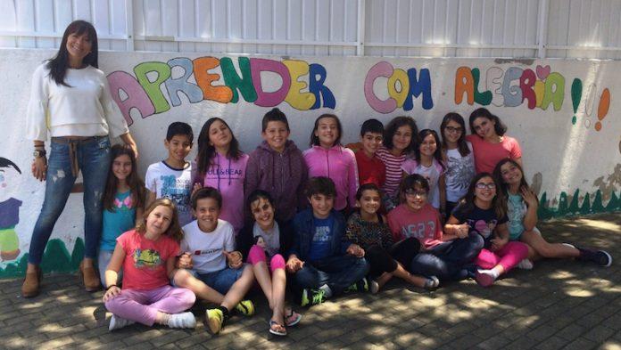 Susana Correia é a professora do mês de abril