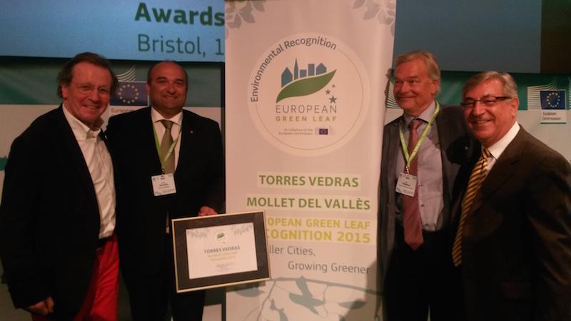 Torres Vedras vence prémio