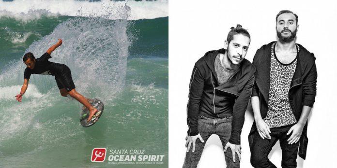 Santa Cruz Ocean Spirit powered by Blue começa sexta-feira