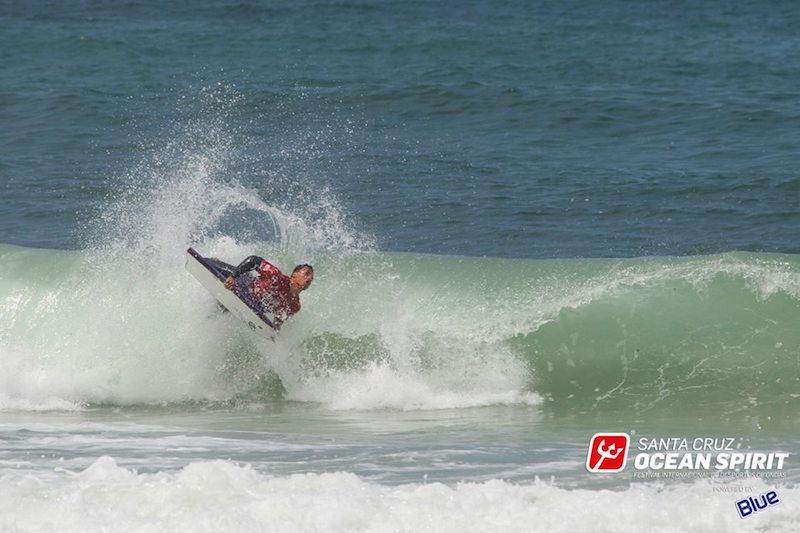 Marta Leitão e Daniel Fonseca vencem no Bodyboard