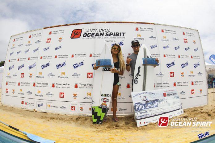 Já há vencedores no Santa Cruz Ocean Spirit