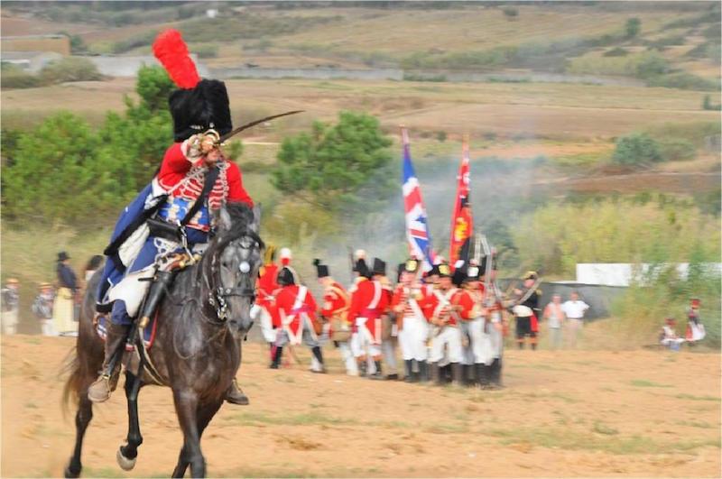 Câmara Municipal da Lourinhã comemora o 207º aniversário da Batalha do Vimeiro em cerimónia oficial