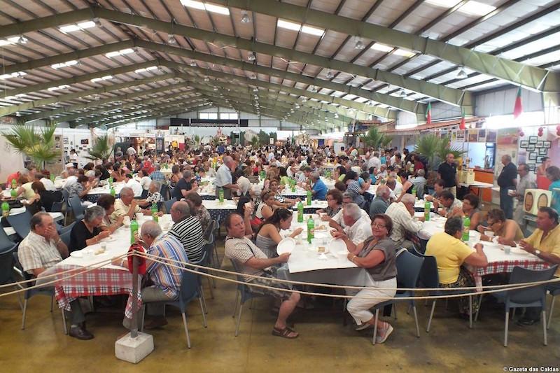 Esperados 200 mil visitantes na Festa de Verão das Caldas da Rainha
