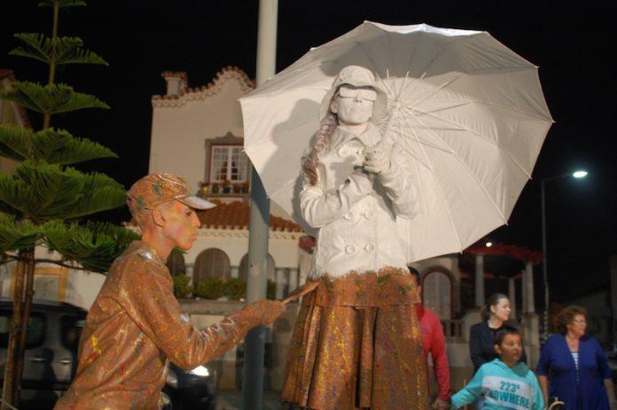 Arte na imobilidade trouxe milhares de pessoas a Santa Cruz