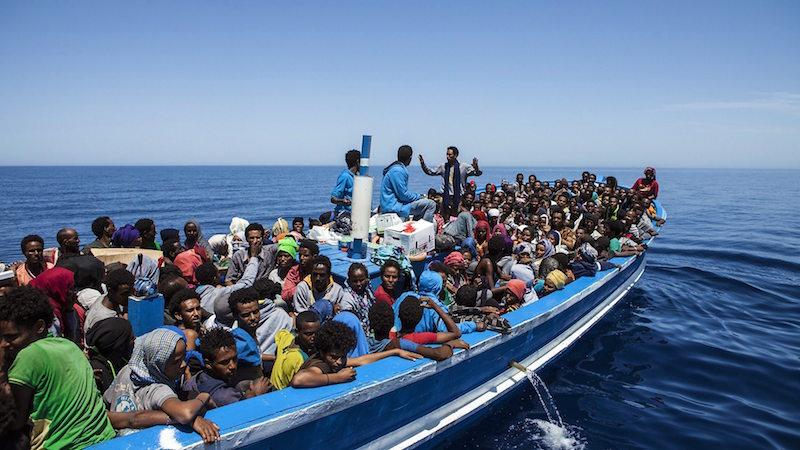 Migração: Uma crise humanitária às portas da europa
