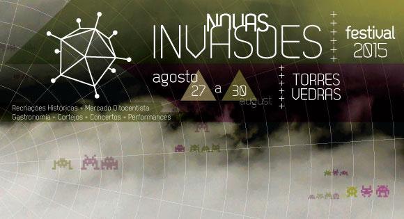 Festival Novas Invasões junta passado e presente em Torres Vedras