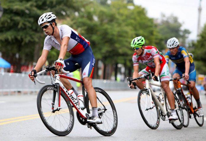 Ciclistas juniores da Sicasal/Liberty Seguros/Bombarralense resistem e concluem a dura prova do Mundial de Ciclismo nos EUA