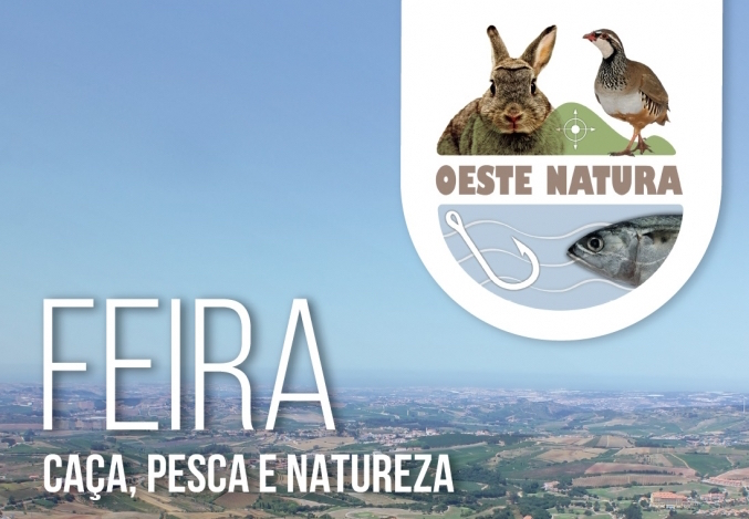 Feira da Caça, Pesca e Natureza do Oeste vai ter a sua sexta edição