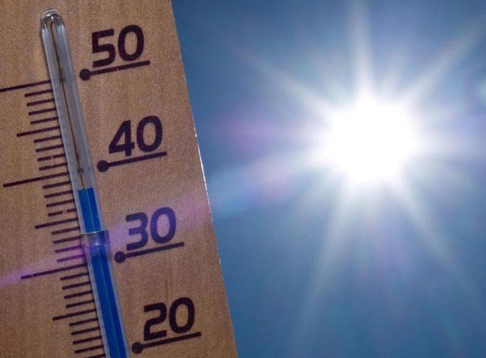 Temperaturas vão passar os 30 graus nesta semana