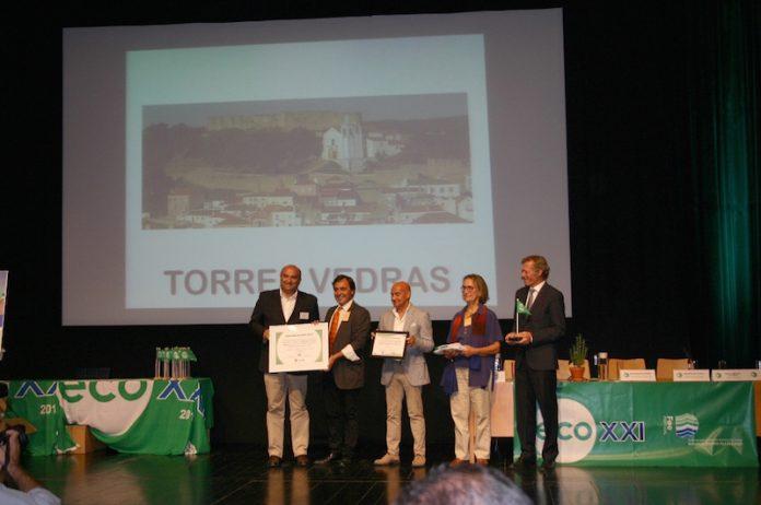 """Torres Vedras no """"top 10"""" dos municípios portugueses mais sustentáveis"""