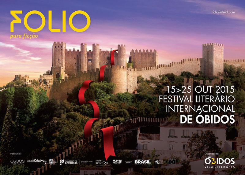Livros e folia juntam centenas de autores e artistas no Festival Literário de Óbidos