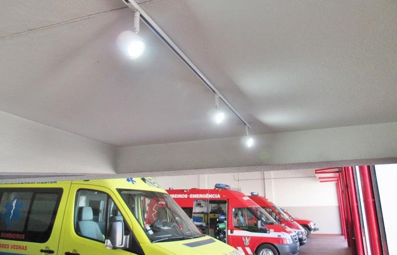OesteSustentável realiza diagnósticos energéticos a 24 quartéis de bombeiros