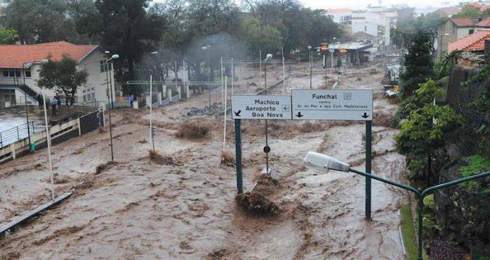 Proteção Civil assinala hoje Dia Internacional para Redução de Catástrofes