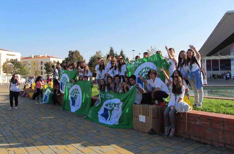 """Milhares de """"eco estudantes"""" reuniram-se de novo em Torres Vedras"""