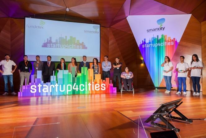 Portugal e Espanha lançam a primeira convocatória internacional para impulsionar o empreendedorismo para smart cities