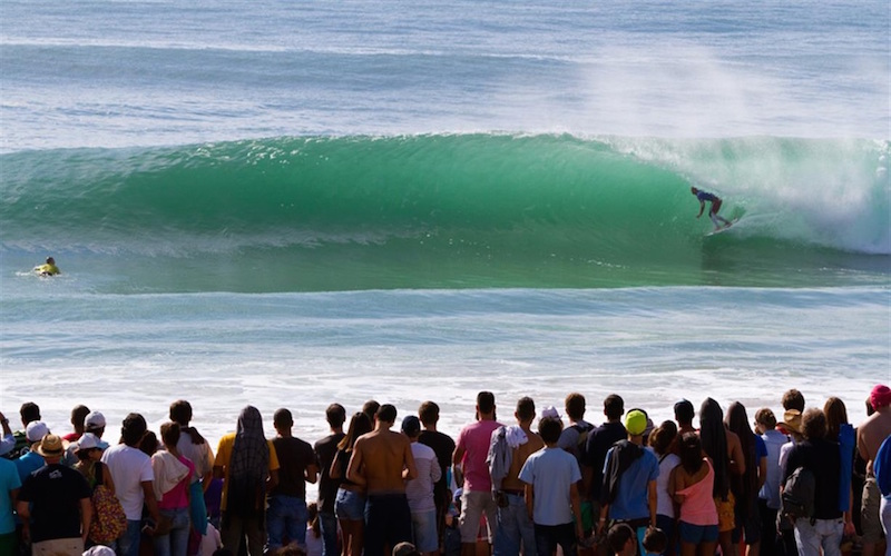 Produtos de Torres Vedras no Campeonato Mundial de Surf