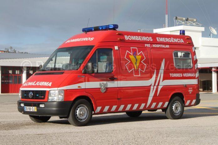Orçamento Participativo: Aquisição de ambulância para os Bombeiros Voluntários de Torres Vedras