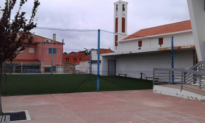 Orçamento Participativo: Cobertura do recreio do centro educativo do Outeiro da Cabeça