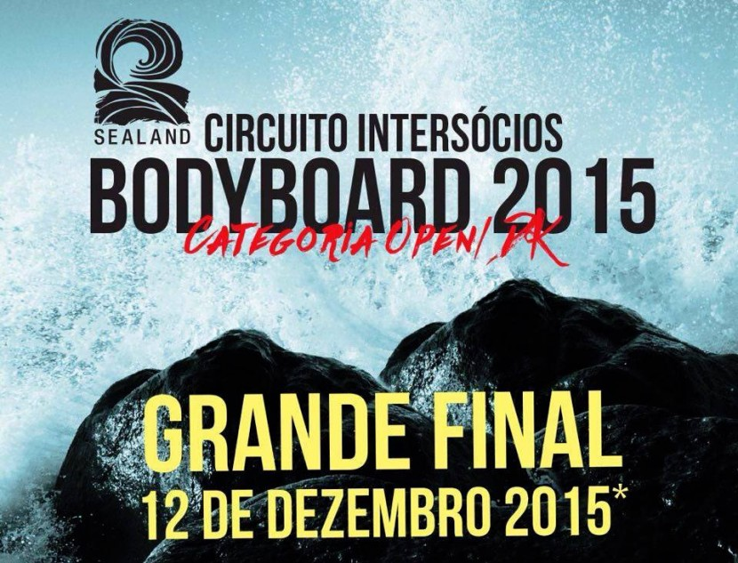 Final do Circuito Intersócios Sealand Bodyboard 2015 em Santa Cruz