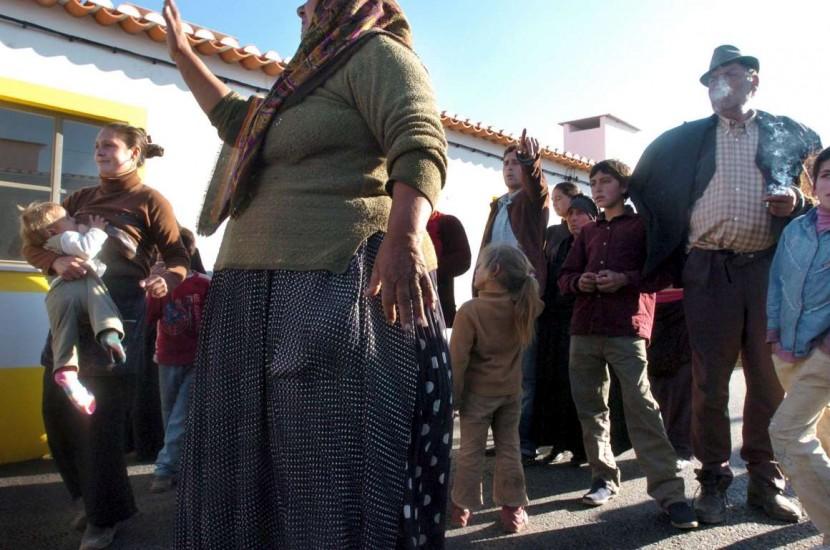 Projeto-piloto tenta promover melhores hábitos de saúde na comunidade cigana