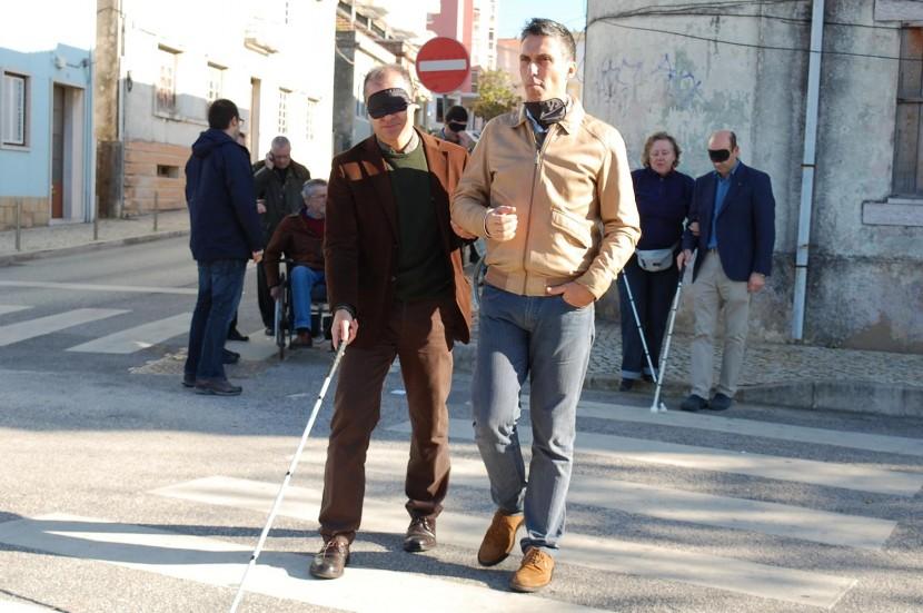 Torres Vedras foi de novo sensibilizada para a deficiência