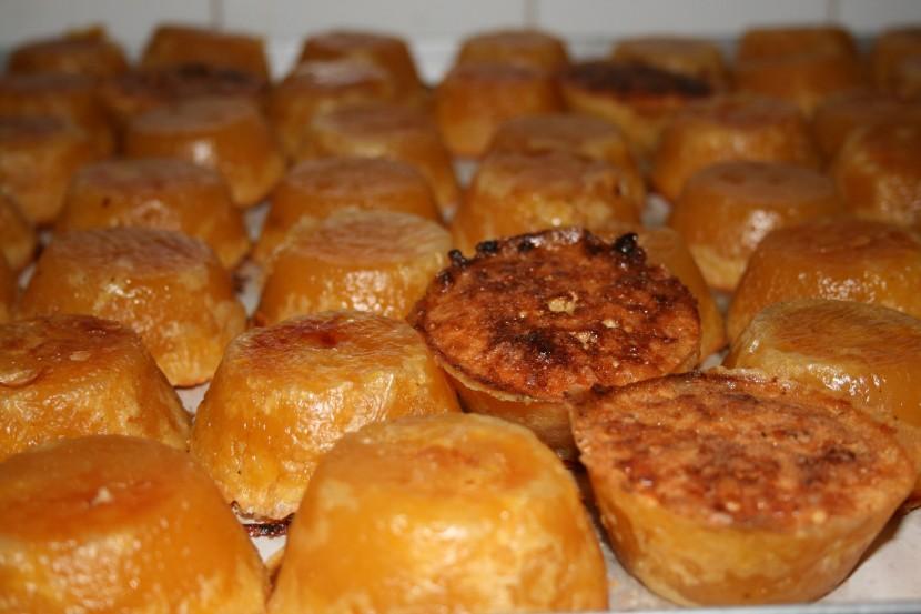 Fabrico secular dos pastéis de feijão de Torres Vedras fatura quase 1 ME