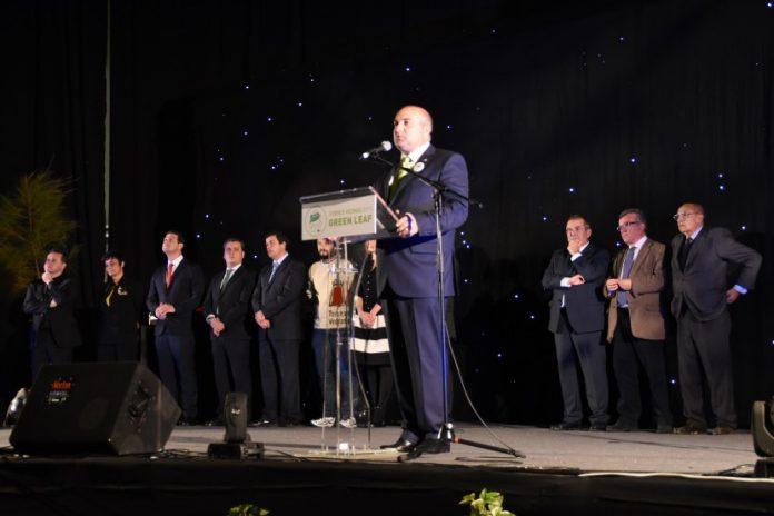 Reconhecimento a ex-presidentes da Câmara Municipal de Torres Vedras - no âmbito do Prémio