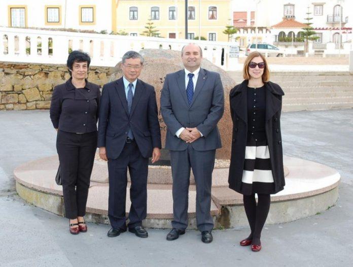 Sob a inspiração de Kazuo Dan, Embaixador do Japão conheceu o concelho