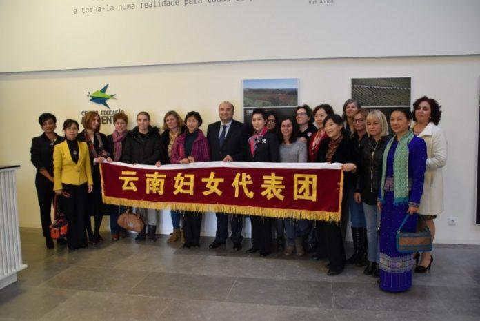 Empresárias Chinesas visitam Torres Vedras