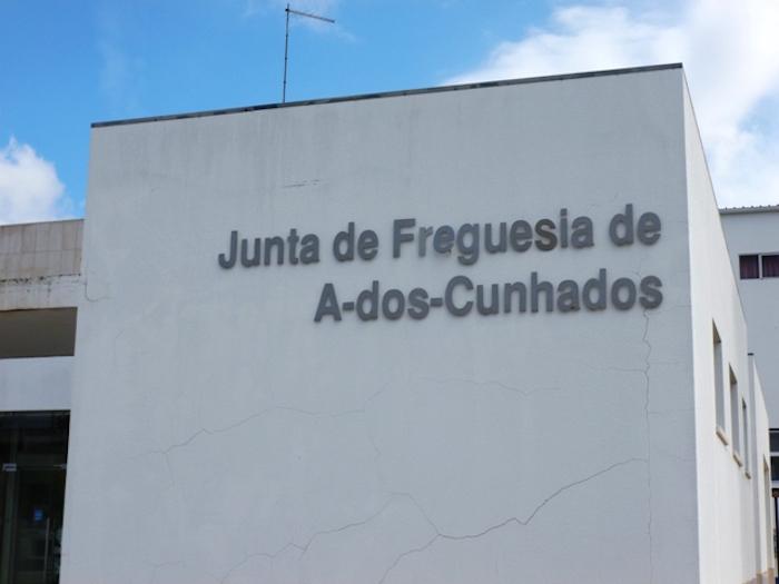 PSD de Torres Vedras quer inspeção à Junta de Freguesia de A-dos-Cunhados e Maceira